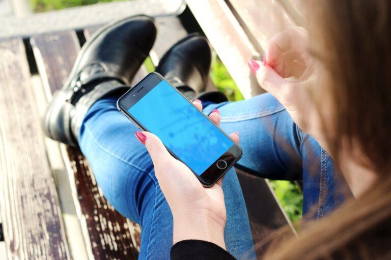 Können Apps Jugendlichen bei (psychischen) Problemen helfen?